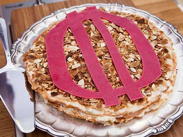 Peders Oscar II Tårta