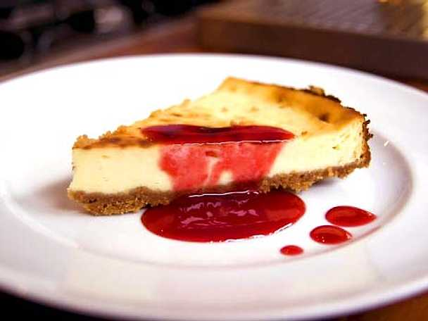 Per Morbergs cheesecake