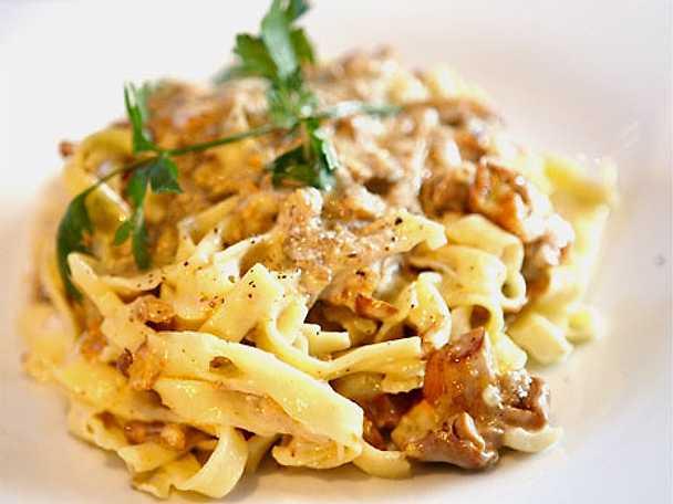 färsk pasta deg recept