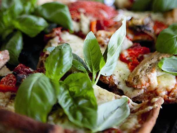 Per Morbergs pizza moreno