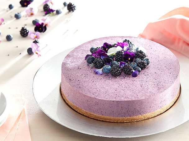Philadelphia 2 Blåbärscheesecake