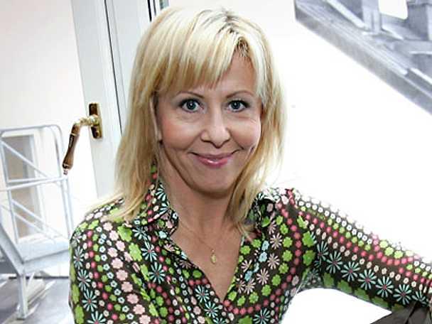 """Pia Johansson: """"En härlig biff är inte fel"""""""
