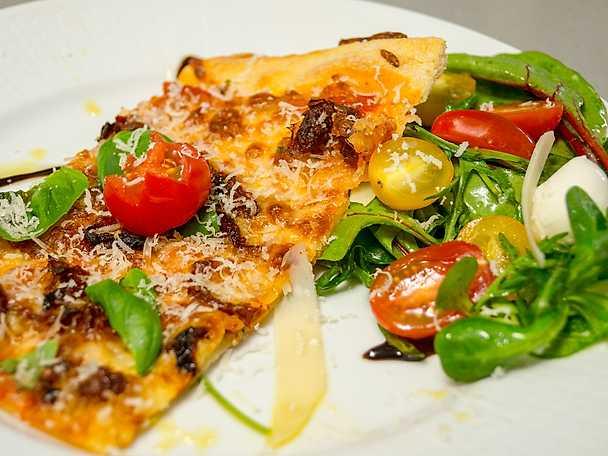 Pizza a la Marlon