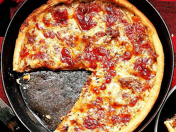 Pizzamacka på pitabröd