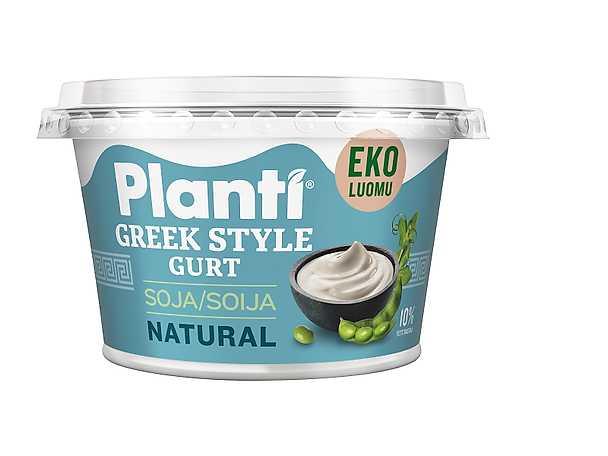 Planti greek style gurt produkt