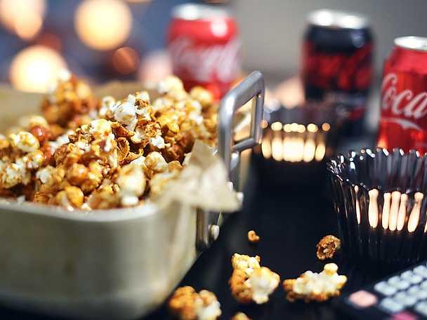 Popcorn Coca Cola Filip Poon