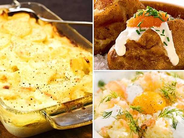 Potatis på alla sätt