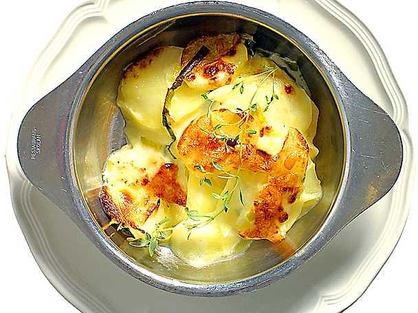 Potatisgratäng