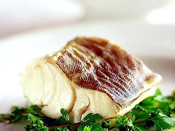 Potatisredd persiljesås till kokt fisk