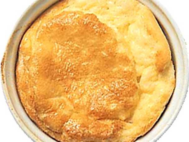 Potatissufflé
