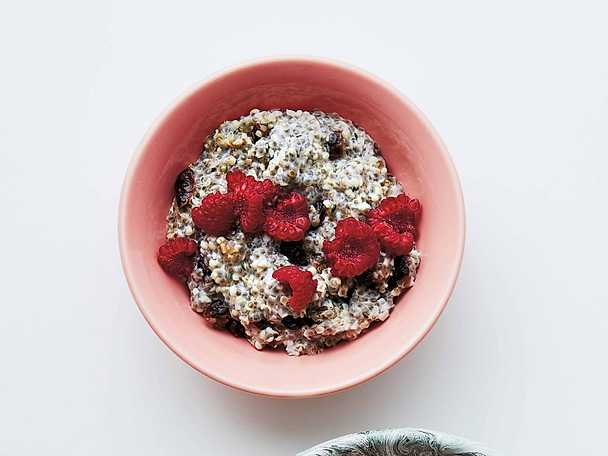 Power chia bowl med kokos