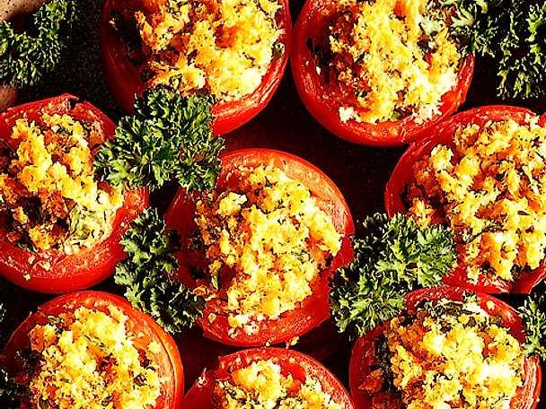 Provençalska tomater