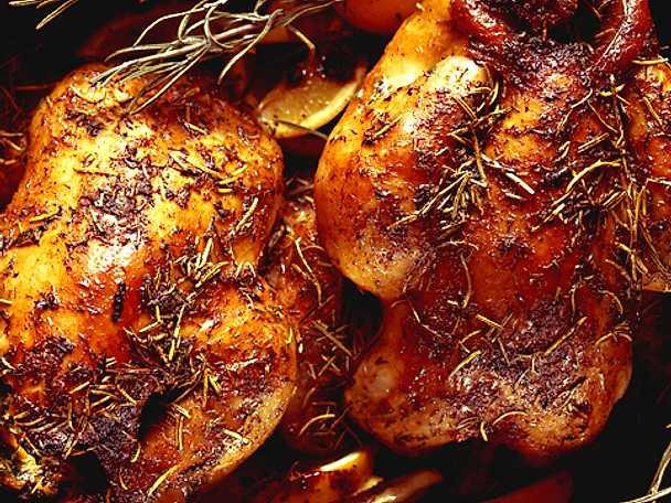 Provensalsk kyckling