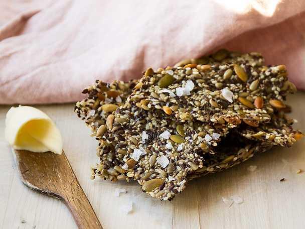 RISENTA_Glutenfritt fröknäcke med majsmjöl