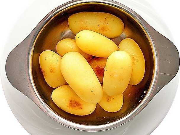 Rissole potatis