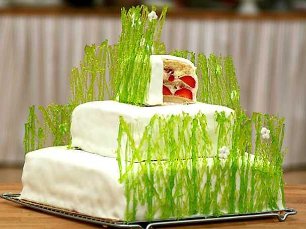 Ronnies bröllopstårta