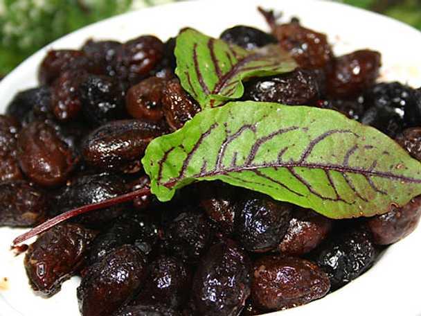 Rostade oliver