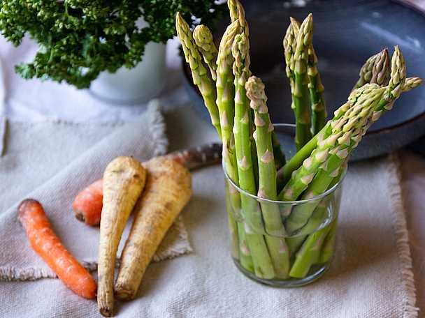 Så gör du grönsakerna fräscha på nytt