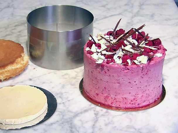 Så lyckas du med höga tårtor