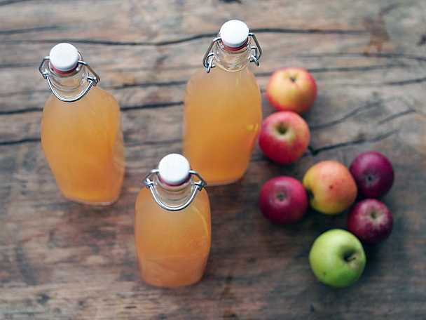 Så mustar du äpplen