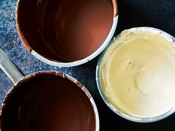 Så tempererar du choklad
