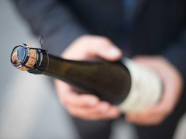 Sabrera champagne - så gör du!