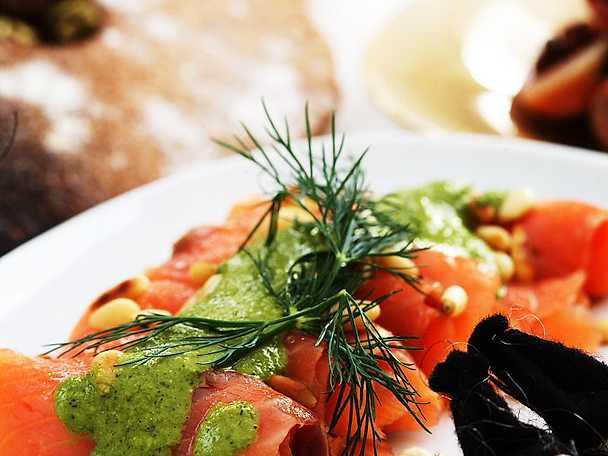 Salsa verde salsa