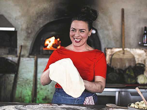Sandra Mastio Pizza