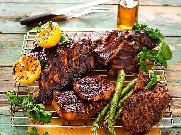 Vilken temperatur ska köttet ha?