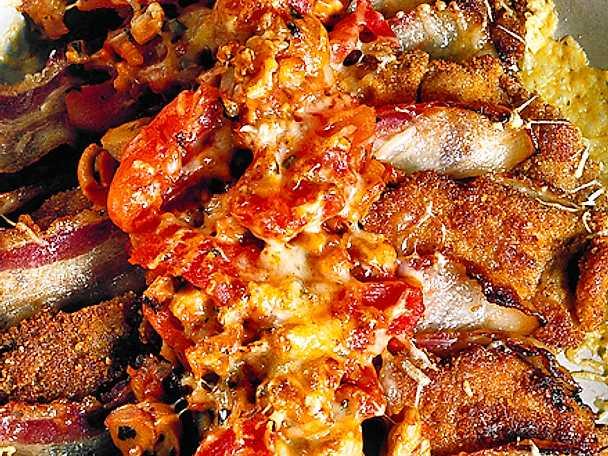 Schnitzel Milanese