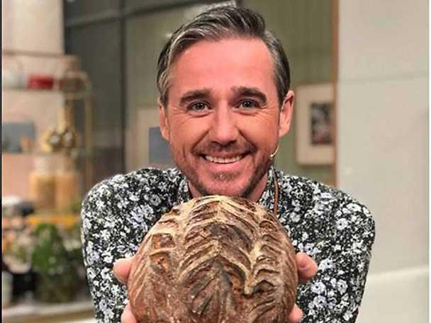 Sébastien Boudets surdegsbröd med fullkornsmjöl