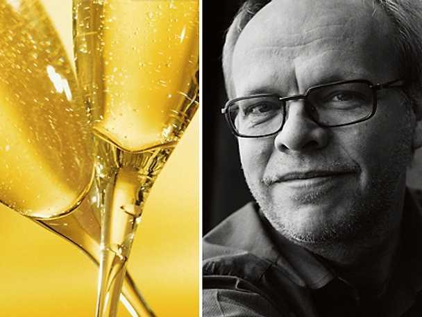 """""""Servera den bästa champagnen först"""""""