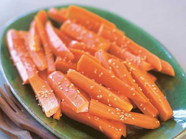 Sesammorötter