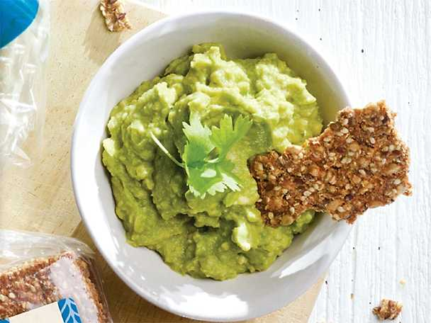 Sigdal Fröknäcke med guacamole