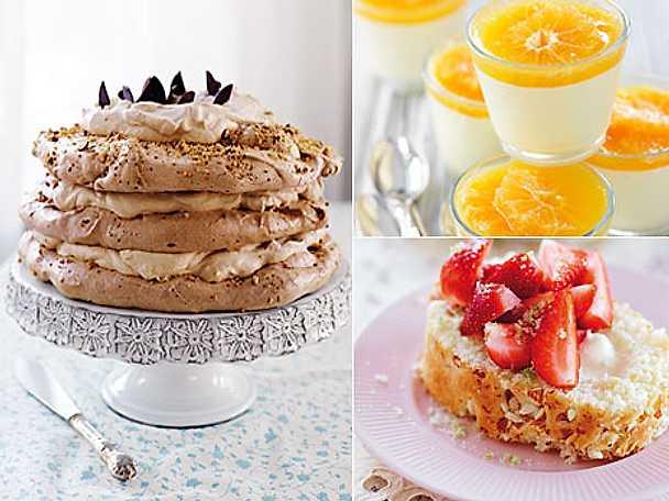 Släng ihop en enkel dessert!