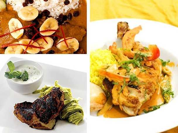 Smakrika indiska kycklingrecept