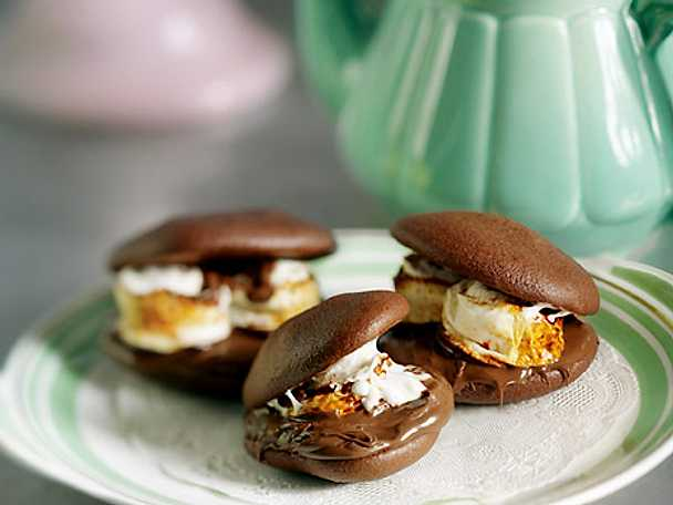 Smore's whoopies