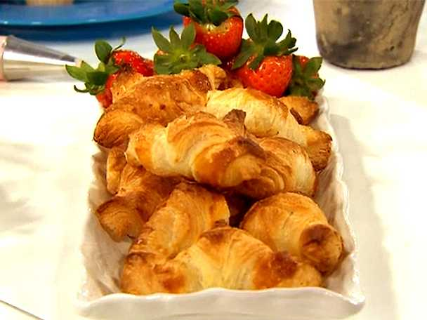 Snabb croissant