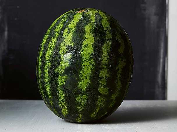 Snabbpicklad vattenmelon