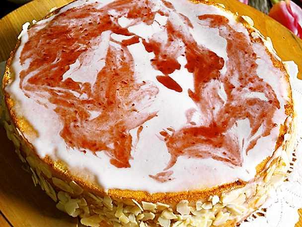 Sommartårta utan ugn