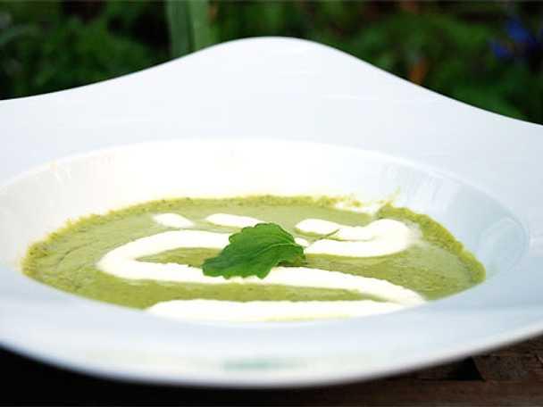 """Soppa """"En grön dröm"""""""