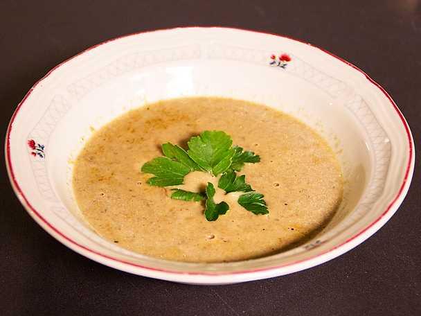 Soppa från Tullgarns skogar