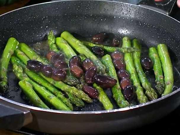 Sparris, oliver och kalvsky