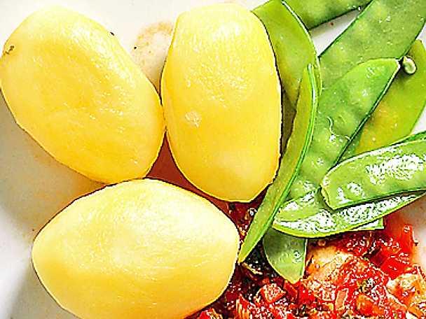 Spättarulader med mexikansk grönsaksblandning