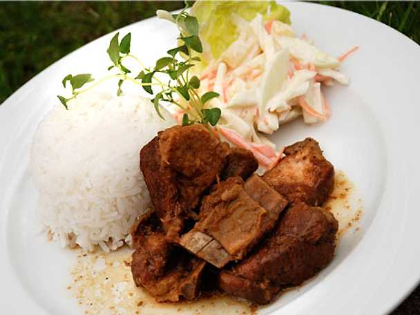 Spicy Adobo