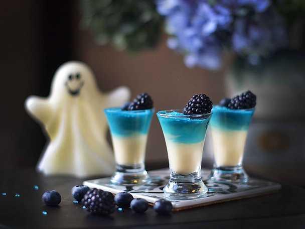 Spökpannacotta