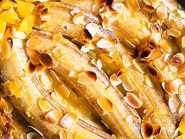 Stekta bananer