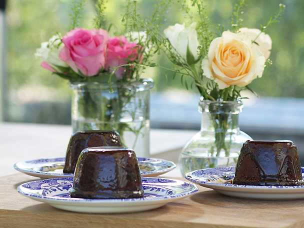 Sticky toffee pudding, Johan Sörbergs recept