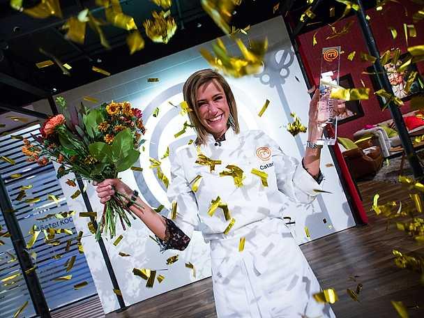 Stort grattis, Catarina – vinnare av Sveriges mästerkock 2016!