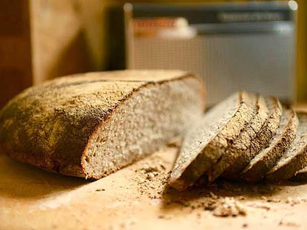 Surdegsbröd utan vetemjöl